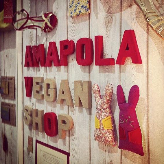 Amapola - Zapatería Vegana