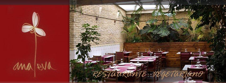 Ana eva restaurante vegetariano guia vegana bares restaurantes y m s bares y - Vegetarian restaurant valencia ...