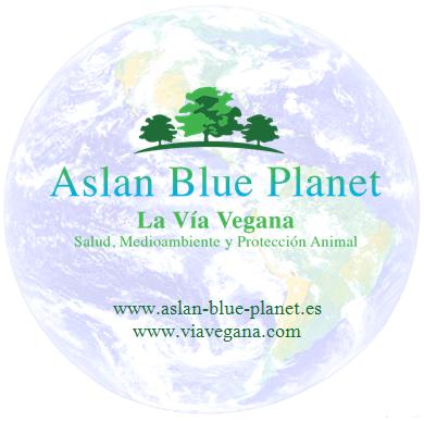 Aslan Blue Planet - Alimentación Vegana