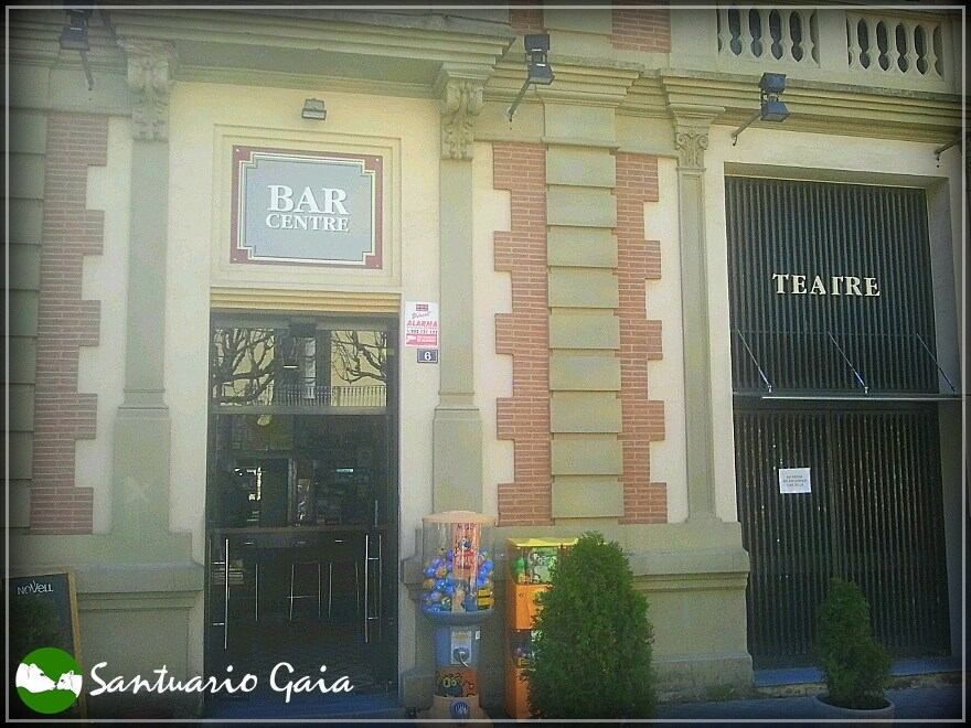 Café Centre - Bar Vegan-friendly