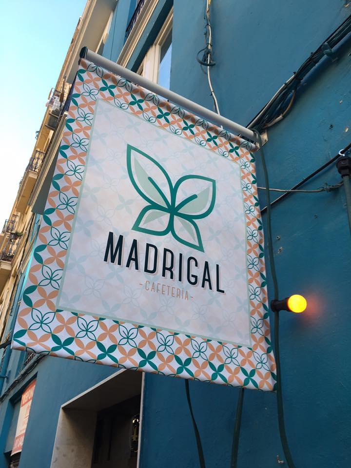Café Madrigal - Bar vegano