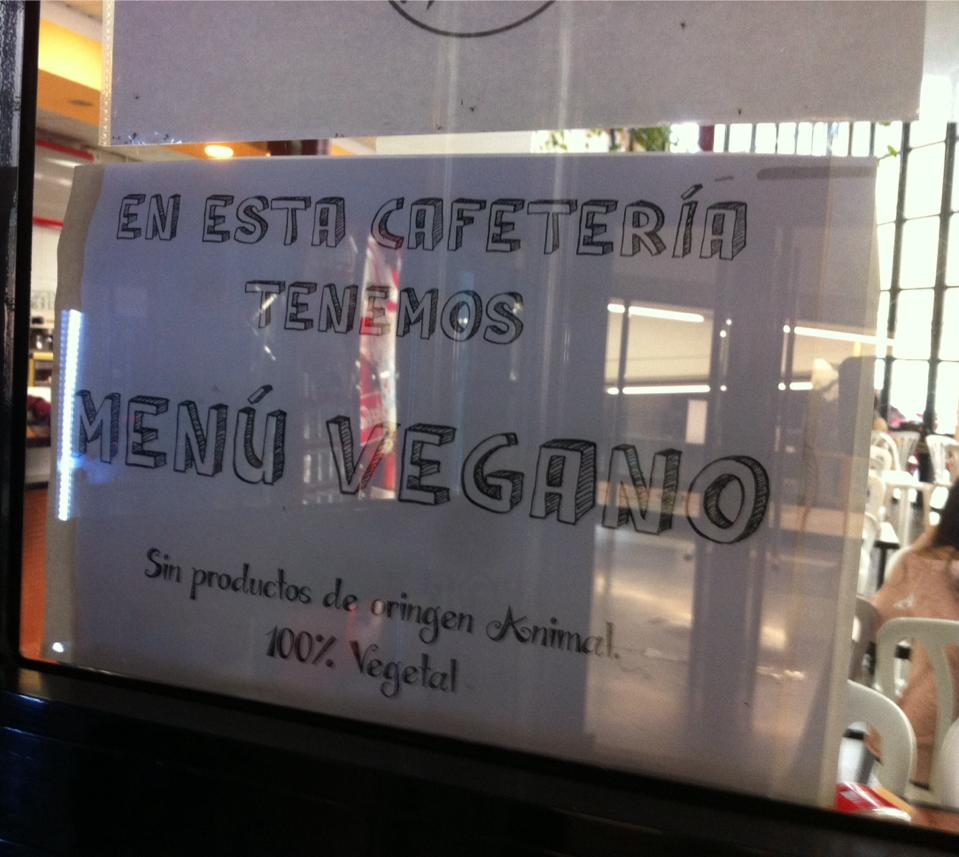 Cafetería Facultad de Psicología - Vegan-friendly