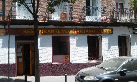 Ceres - Restaurante Vegetariano