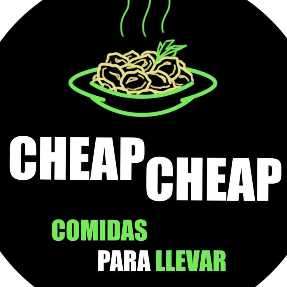 CheapCheap - Comida para llevar vegan-friendly
