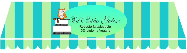 El Búho goloso - Repostería por encargo Vegana Bio