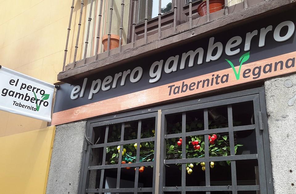 El Perro Gamberro - Restaurante Vegano