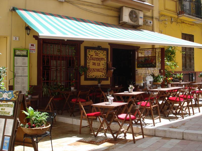 El Vegetariano de Alcazabilla - Restaurante Vegetariano