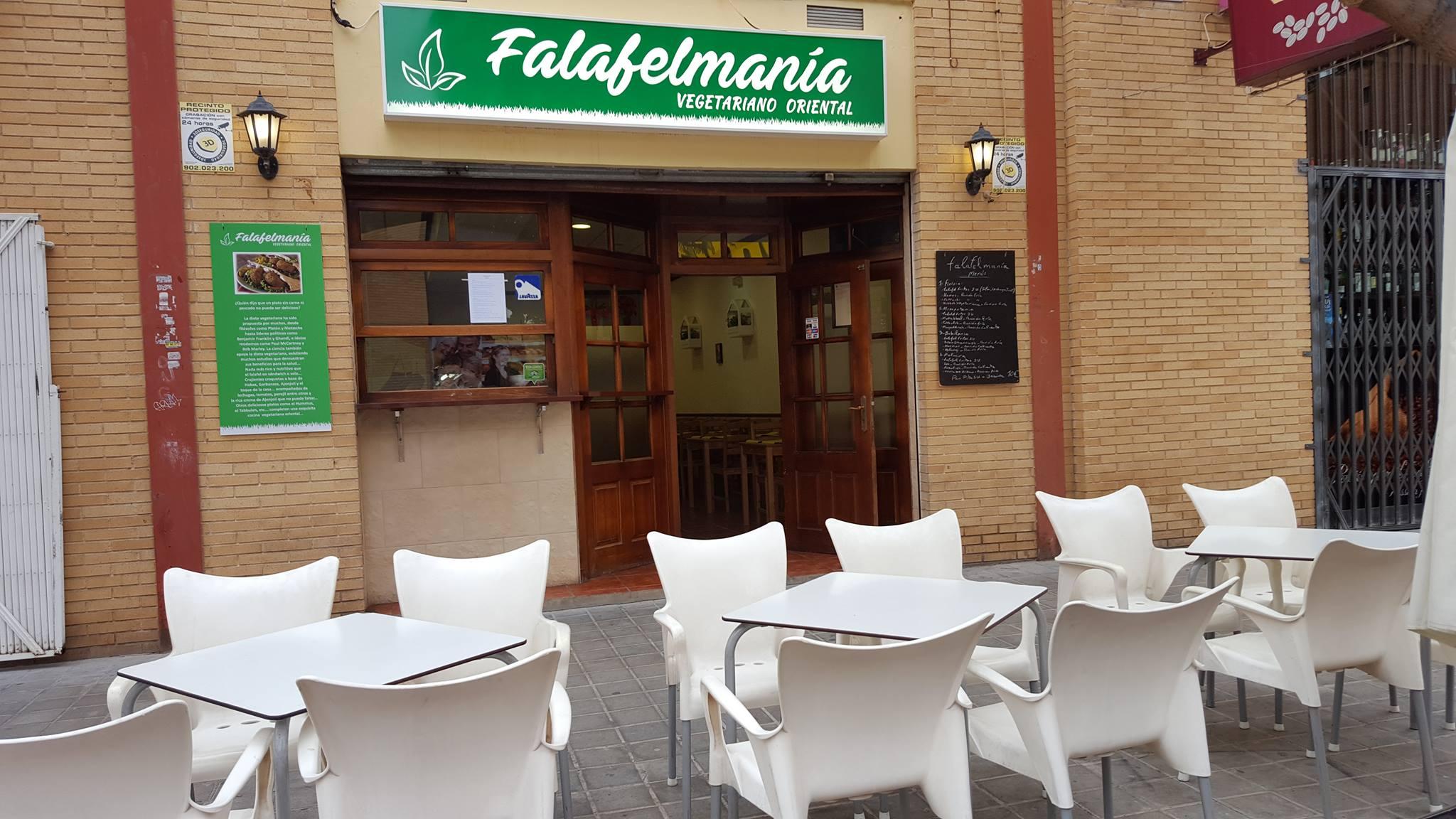 Falafelmanía - Restaurante vegetariano oriental