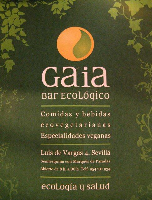 Centro Gaia -  Restaurante Bio Vegetariano