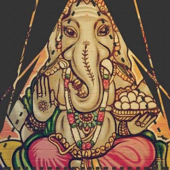 Ganesh Comida Ecléctica - Restaurante Vegan-friendly