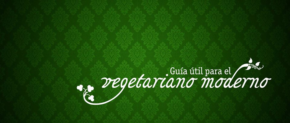 Guía útil del vegetariano moderno - Vegetariano