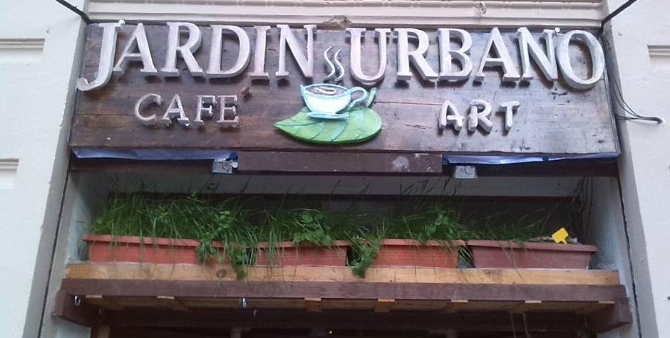 Jardín Urbano - Bar Vegao