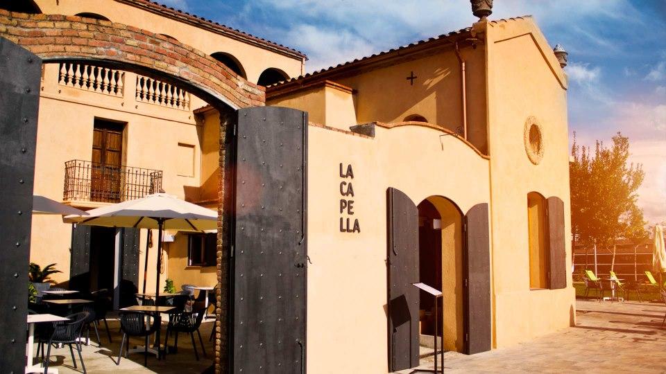 La Capella - Restaurante Vegetariano