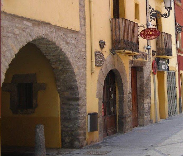 Casa del Arco - Restaurante Vegan-friendly