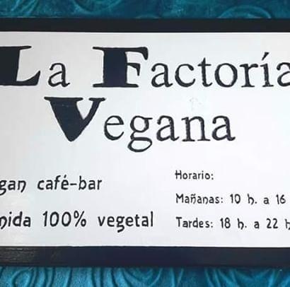 La Factoría Vegana - Restaurante Vegano