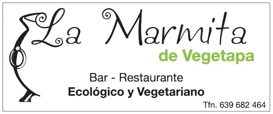 La marmita de vegana - Bar Vegano Bio