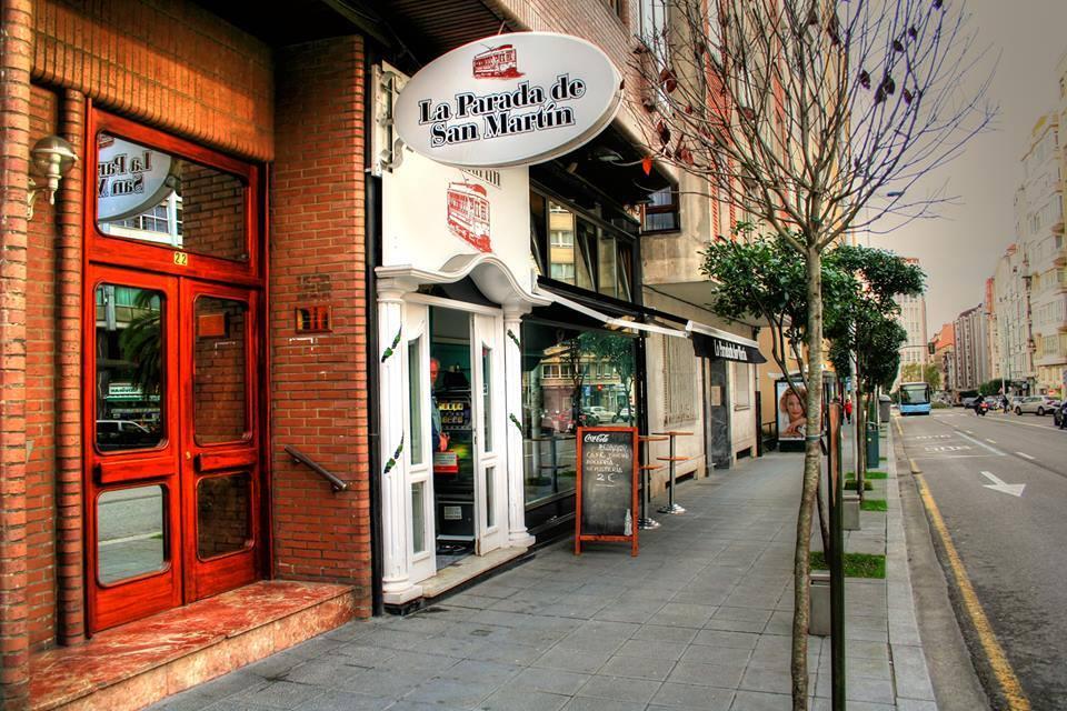 La Parada de San Martín - Restaurante Vegano