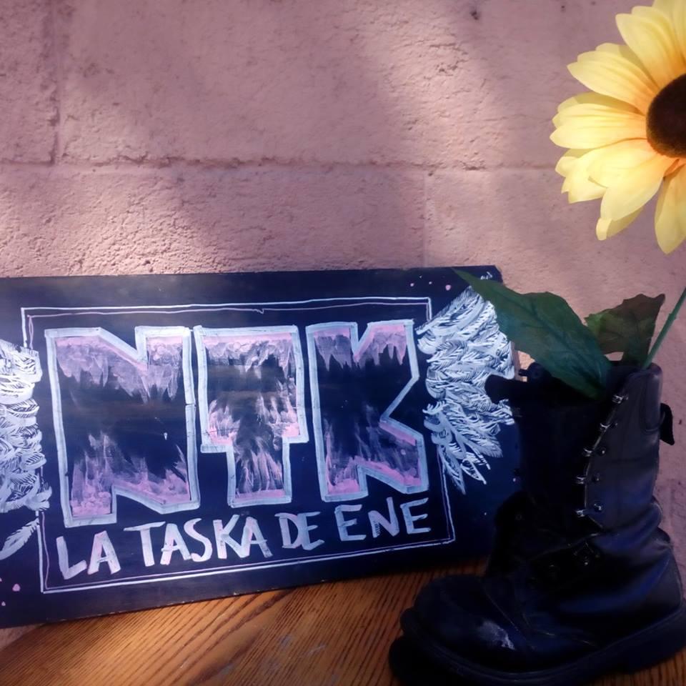 NTK La Taska de N - Restaurante Vegan-friendly