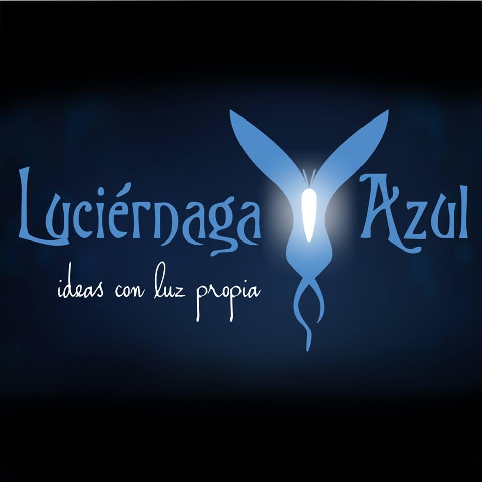 Luciérnaga Azul - Diseño gráfico e ilustración