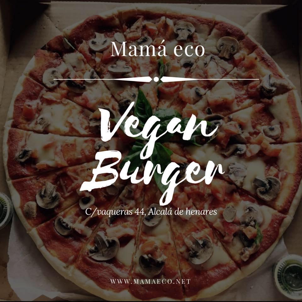 Mamá Eco - Restaurante Vegano
