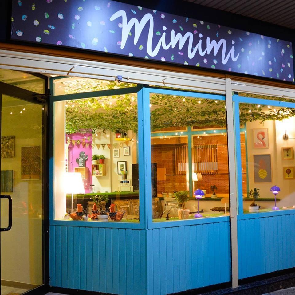 Mimimi - Cafetería Vegetariana Bio