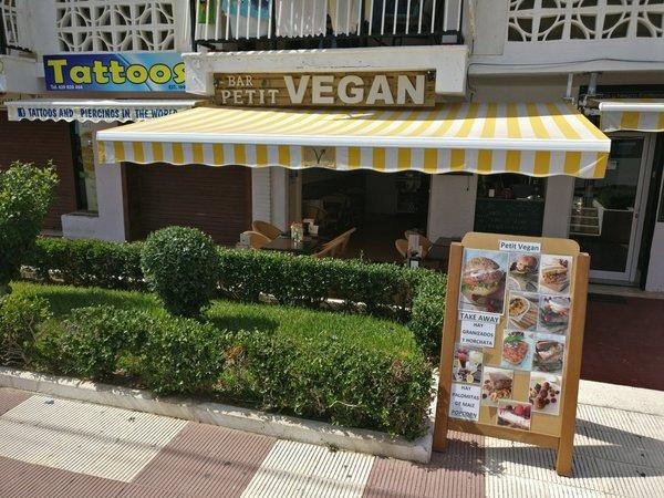 Petit Vegan - Restaurante Vegano