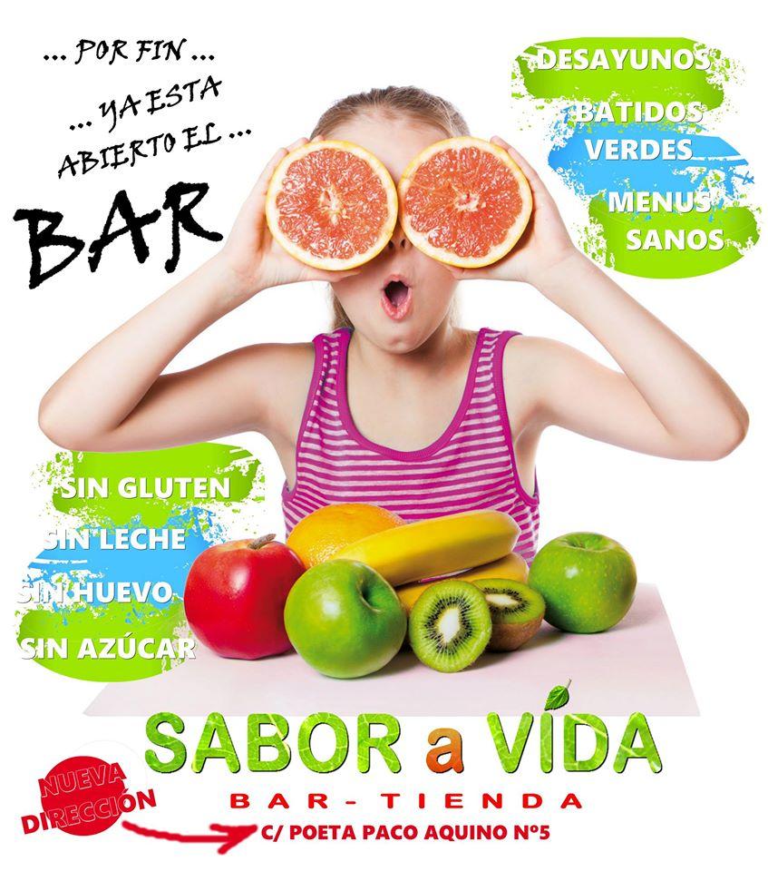 Sabor a Vida - Bar Vegetariano