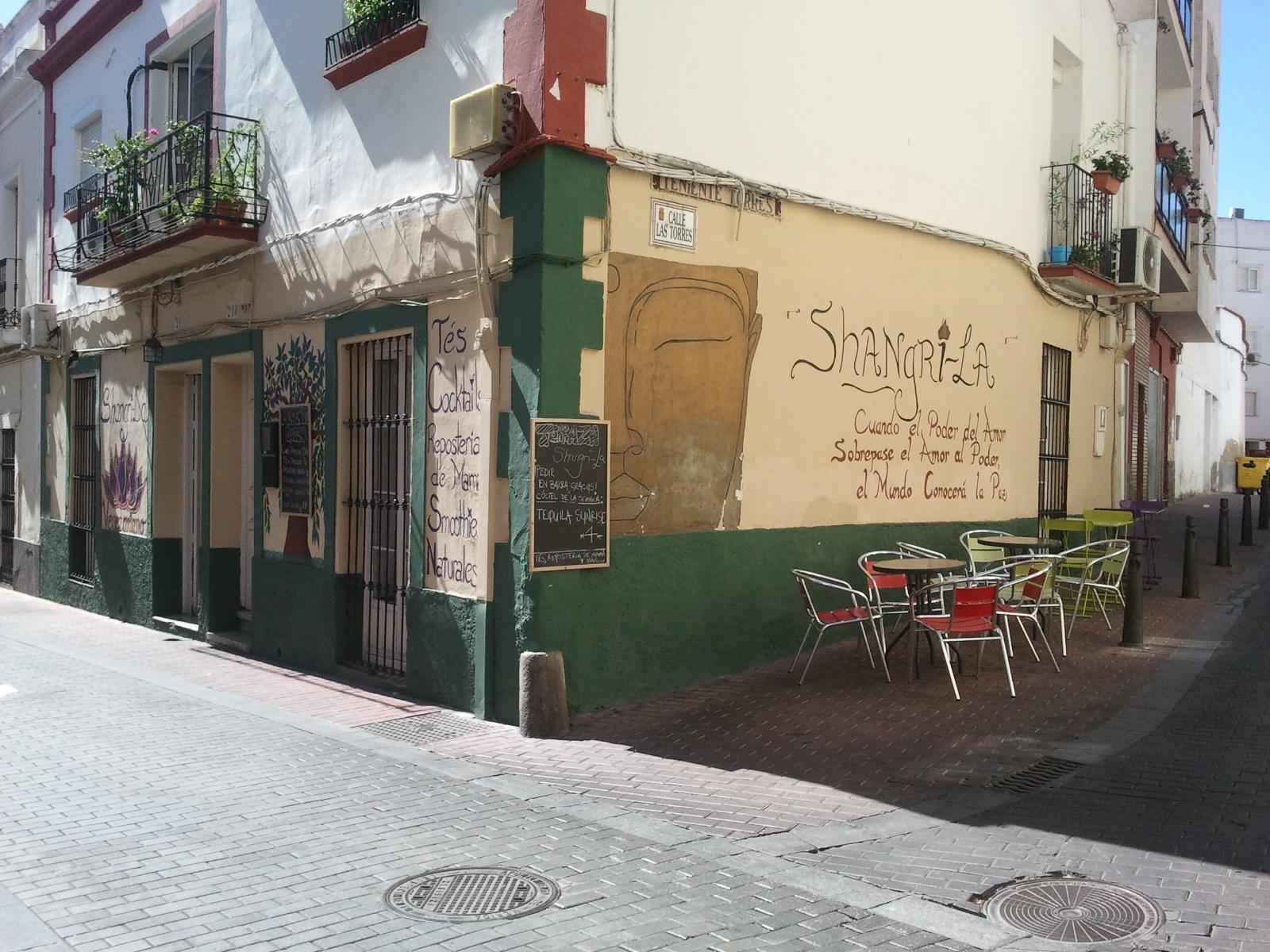 Shangri-La - Restaurante Vegetariano