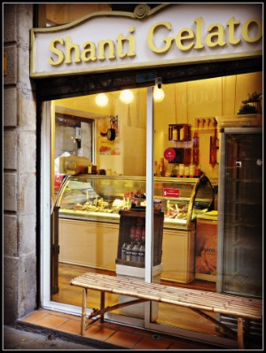 Shanti Gelato - Heladería Vegan-friendly
