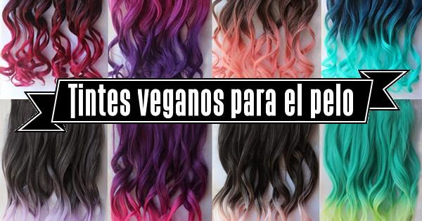Comprar tinte para el pelo vegano online