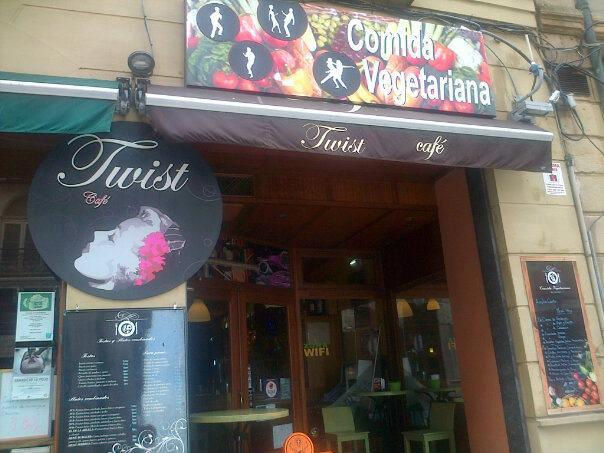Twist Vegetal - Restaurante Vegetariano
