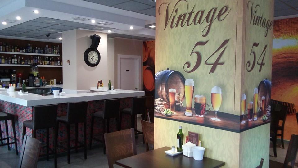 Vintage 54 - Bar Vegan-friendly