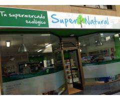 Super Natural - Supermercado Bio Vegan-friendly