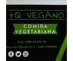 +Q Vegano - Restaurante Vegano