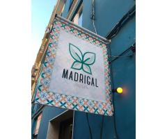Café Madrigal - Bar vegano