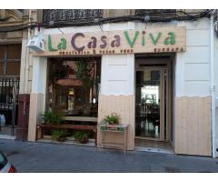 La Casa Viva - Restaurante Vegetariano