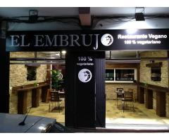 El Embrujo - Restaurante Vegano