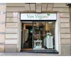 Ven Vegano - Tienda Vegana