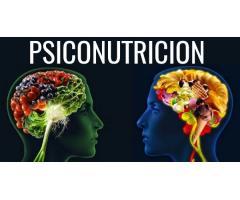 Psiconutrición - Psicología de la alimentación - Psicología de la nutrición - Nutrición Vegana