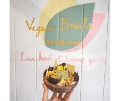 Vegan Bowls - Comida Vegana para llevar