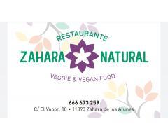 Zahara Natural - Restaurante Vegetariano Sin Gluten