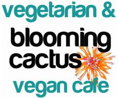 Blooming cactus - Restaurante Vegan-friendly