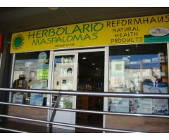 Herbolario Maspalomas - Vegan-friendly