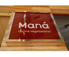 Maná - Restaurante Vegetariano