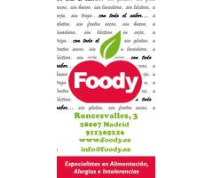 Foody - Vegan-friendly