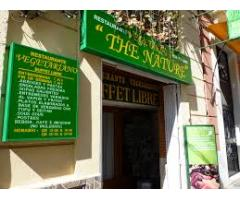 The Nature - Buffet libre vegano