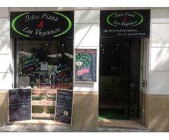 Dolce Pizza & Los Veganos - Pizzeria Vegana