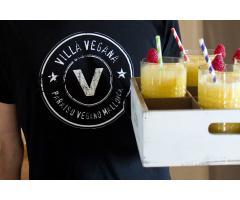 Villa Vegana - Alojamiento Vegano