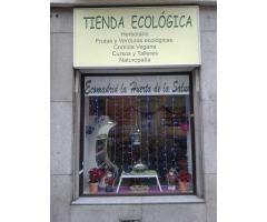 Ecomadrid la huerta de la salud - Restaurante Bio Vegano