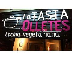 La Tastaolletes - Restaurante Vegetariano